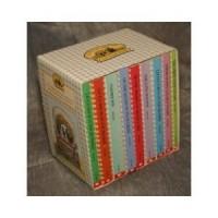 Little House on the Prairie Boxed Set (Little House, #1-9) - Laura Ingalls Wilder, Garth Williams