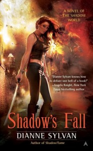 Shadow's Fall (Shadow World, #3) - Dianne Sylvan
