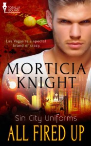 All Fired Up - Morticia Knight