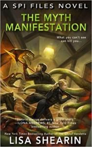 The Myth Manifestation - Lisa Shearin