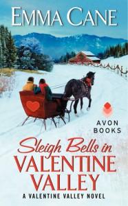 Sleigh Bells in Valentine Valley - Emma Cane