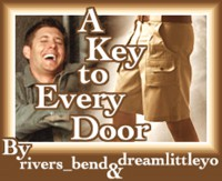 A Key to Every Door - dreamlittleyo, rivers_bend