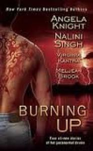 Burning Up (Berkley Sensation) [ Publisher: Berkley - Angela Knight
