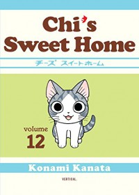 Chi's Sweet  Home, volume 12 - Kanata Konami