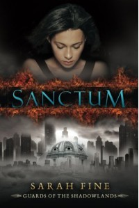 Sanctum (Guards of the Shadowlands) by Fine, Sarah (2014) Paperback - Sarah Fine