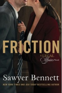 Friction (Legal Affairs) - Sawyer Bennett