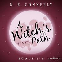 A Witch's Path Box Set Books 1-3 - N. E. Conneely