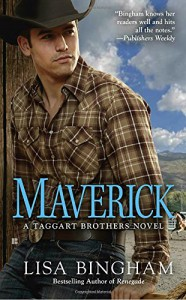 Maverick (A Taggart Brothers Novel) - Lisa Bingham