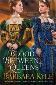 Blood Between Queens - Barbara Kyle