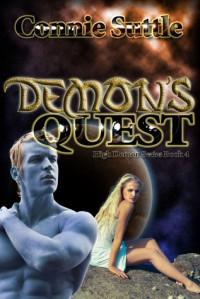 Demon's Quest (High Demon #4) - Connie Suttle