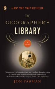 The Geographer's Library - Jon Fasman