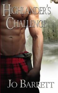 Highlander's Challenge - Jo Barrett