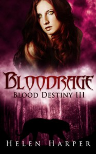 Bloodrage - Helen   Harper