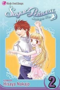 Sugar Princess: Skating To Win, Volume 2 - Hisaya Nakajo