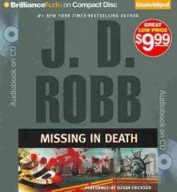 Missing In Death - J.D. Robb
