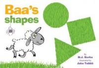 Baa's Shapes - M J Berke
