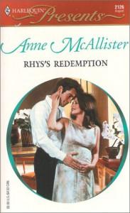 Rhys's Redemption - Anne McAllister