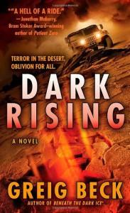 Dark Rising - Greig Beck