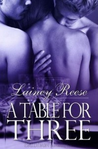 A Table for Three  (New York, #1) - Lainey Reese