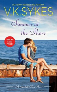 Summer at the Shore - V.K. Sykes