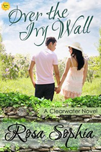 Over the Ivy Wall (Clearwater Book 10) - Rosa Sophia