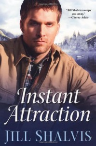 Instant Attraction (The Wilders) by Shalvis, Jill(February 1, 2009) Paperback - Jill Shalvis