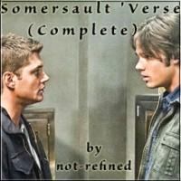 Somersault 'verse - glassyskies