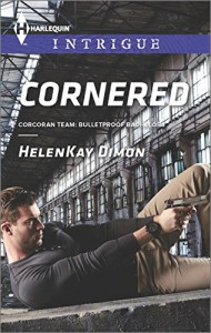 Cornered (Corcoran Team: Bulletproof Bachelors) - HelenKay Dimon