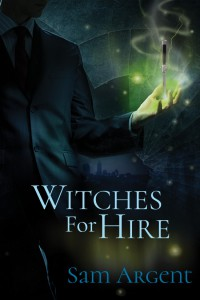 Witches for Hire (Odd Jobs) - Sam Argent