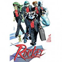 Rocket (2017-) #1 - Al Ewing, Adam Gorham, Mike Mayhew
