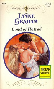 Bond of Hatred - Lynne Graham
