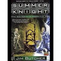 Summer Knight (The Dresden Files, #4) - Jim Butcher