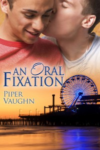 An Oral Fixation  (Love is Always Write) - Piper Vaughn
