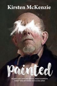 PAINTED: A Horror Novel - Kirsten McKenzie