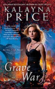 Grave War - Kalayna Price