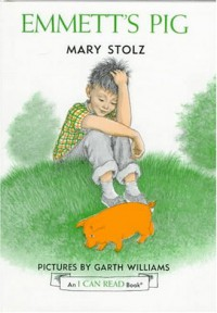 Emmett's Pig (An I Can Read Book) - Mary Stolz