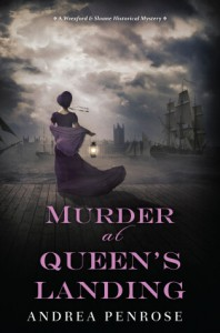 Murder at Queen's Landing - Andrea Penrose