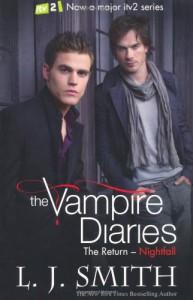 Nightfall (The Vampire Diaries) - L J Smith
