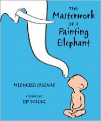 The Masterwork of a Painting Elephant -