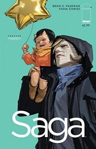 Saga #20 -  Fiona Staples, Brian K Vaughan