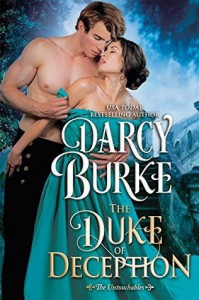 The Duke of Deception - Darcy Burke