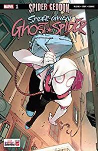 Spider-Gwen: Ghost-Spider (2018-) #1 - Seanan McGuire, Rosi Kampe, Bengal