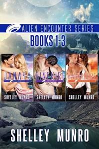 Alien Encounter Box Set - Shelley Munro