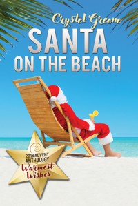 Santa on the Beach - Crystal Greene
