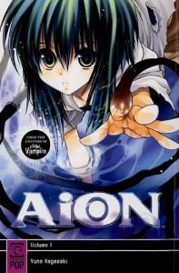 Hekikai no AiON, Vol. 01 - Yuna Kagesaki