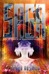 Saga (Avatar Chronicles) - Conor Kostick