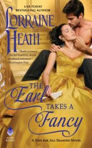 The Earl Takes a Fancy - Lorraine Heath