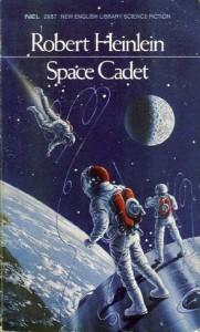 Space Cadet - Robert A. Heinlein