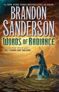 Words of Radiance - Brandon Sanderson