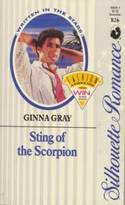 Sting of the Scorpion - Ginna Gray